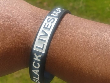 For Sale: BLM  Wristbands