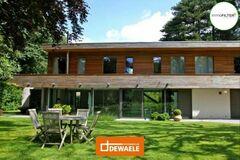 .: Architectenwoning in houtskeletbouw | door Dewaele