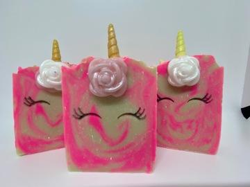: Unicorn Soap