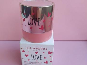 "Venta: Clarins skin ilussion blush ""love"""