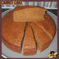 For Sale: Carrot Cake