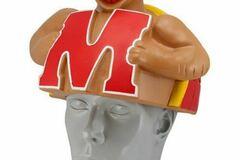 Buy Now: Wholesale NCAA Maryland Terrapins Novelty Foamhead