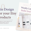 Offering online services: Pin Design for Your Etsy Products [10 Pins]