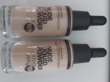 Venta: Base de maquillaje Nude Liquid Powder de Bell