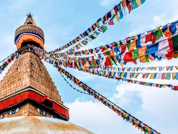 Offering with online payment: Experiential Nepal trip: Mixed of Nature,Culture &Wildlife