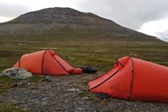 Vuokrataan (päivä): Hilleberg Nallo 2 teltta