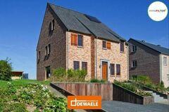 .: Modern herenhuis in houtskeletbouw | door Dewaele
