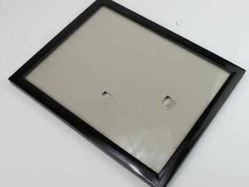 "Buy Now: 9 * 12"" Black Lacqure Frame for images/print - 12 PCS/Carton"