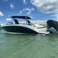 Requesting: Sarasota Boat Captain Needed for a SeaRay SDX 290