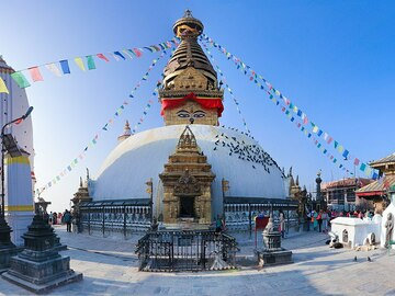 Offering with online payment: Kathmandu & Pokhara Holiday Tour - 6 Days