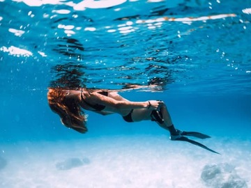 Freediving courses:  AIDA 3 Freediving Course in Sliema, Malta (One on One)