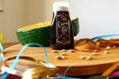 Vente avec paiement en direct: Caramel d'oranges pays confites
