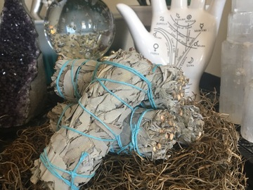 Selling with online payment: White Sage