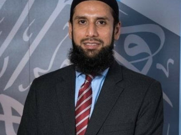 In-Person & Online: Imam Asim Hafiz MA OBE