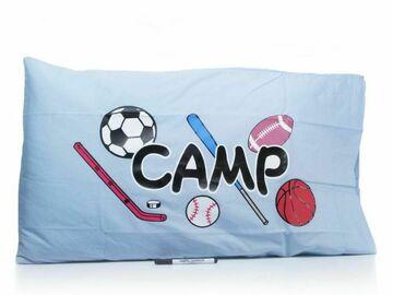 Selling A Singular Item: NEW Sports Autograph Pillowcase