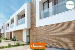 .: Projectbouw houtskeletbouw | door Dewaele