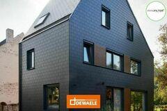 .: Passiefwoning in houtskeletbouw | door Dewaele