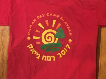 Selling A Singular Item: Kids T-shirt nyack 2017