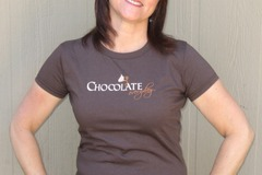 Selling with online payment: Chocolate Everyday Tee, Cap, or Bag