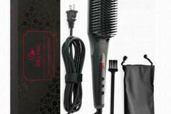 Buy Now:  20 Brushes -  Silky – Ceramic Hair Straightening Brush