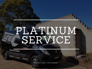 Mobile Bike Mechanic: Platinum Service