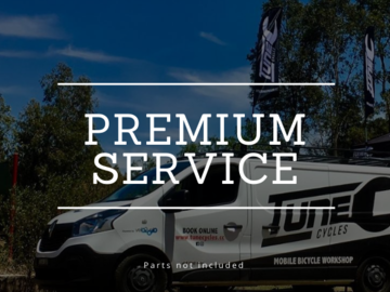 Mobile Bike Mechanic: Premium Service