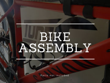 Mobile Bike Mechanic: Bike Assembly