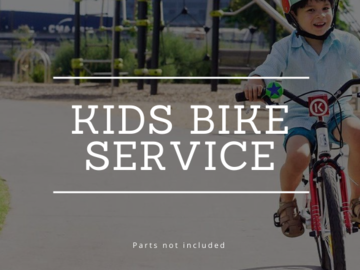 Mobile Bike Mechanic: Kids Bike Service