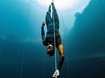 Freediving courses: Molchanovs Freediving Intermediate Course Wave 2