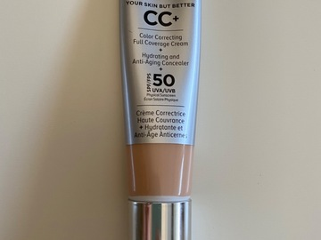 Venta: It Cosmetics CC+ color correcting - Fair Light