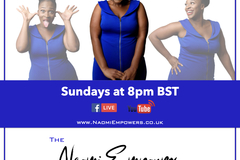 Podcasts and Radio: The Naomi Empowers Show