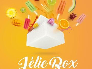 Vente avec paiement en direct: Jélie Box
