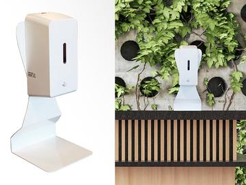 Sell your product: Hands-Free Desktop Sanitizing Dispenser