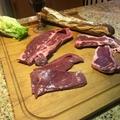 Vente avec paiement en direct: Viande de buffle- Colis découverte 2 kg