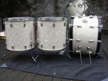 Show Off Your Drums! (no sales): My 1970 Buddy Rich Slingerland Set