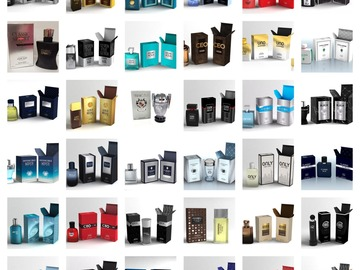 Buy Now: 60 Designer Impression Colognes - Armani Boss Chanel Paco LaCoste