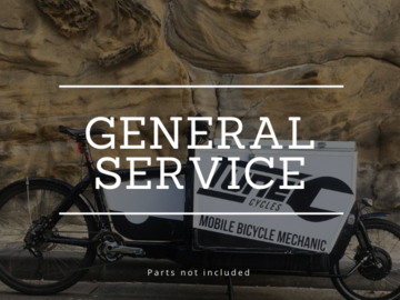 Mobile Bike Mechanic: General Service