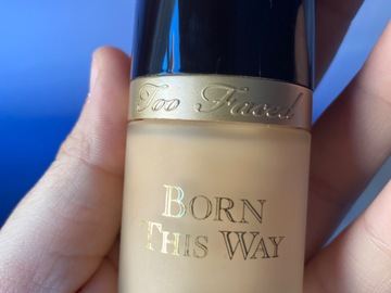 Venta: born this way too faced