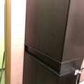 Giving away: office cabinets brown in good condition