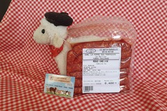 Vente avec paiement en direct: Saucisse et Merguez de Mouton