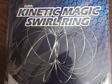Buy Now: Kinetic Magic Swirl Ring