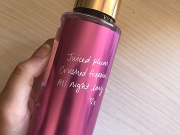 Venta: Victoria's secret pure seduction