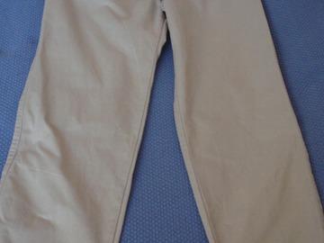 Vente: Pantalon beige clair pour homme - CELIO - T.  40/34