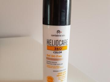 Venta: Heliocare 360 Gel Oil Free Beige