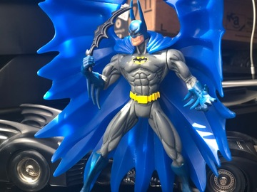 Producto físico: Batman Legends of the dark knight premium 1998 Kenner  completo