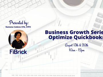 Workshop: Business Growth Series: Optimize Quickbooks