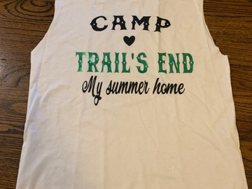 Selling multiple of the same items: My Summer Home muscle tank