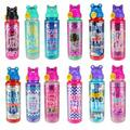 Buy Now: 72 pcs BPA Free Kids Water Bottles with Artwork Designs