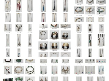 Buy Now: 100 pcs Native American & Southwestern Designs Mixed Jewelry Lot