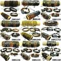 Buy Now: 144 LEATHER BRACELETS IN MIXED DESIGNS - GREAT ASSORTMENT - NEW